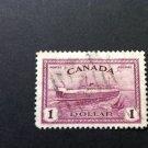 Canada Stamp -273  - Train Ferry Fine Used