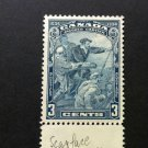 Canada Stamp -2085ii - Cartier  Scarface variety rare