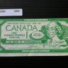 Canada Fantasy Banknote - Fuddle-Duddle Dollar - Trudeau - Funny Money  Issued in 1974