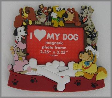 Disney �I � Love My Dog� Frame