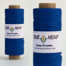 TRUE HEMP spool - NAVY - 1mm diameter 20lb - 205feet/62m - 50gram