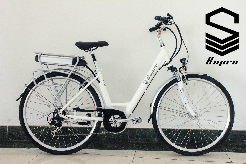 Supro Electric Bicycle Electric Bike - Freedom - Quality, Stylish, Eco Friendly!