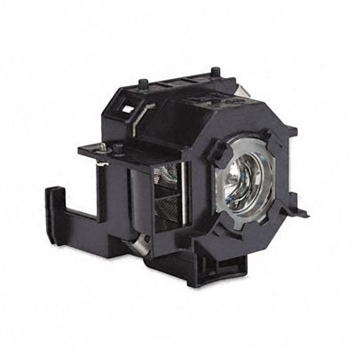 ELPLP42 V13H010L42 REPLACEMENT LAMP & HOUSING FOR EPSON EMP-280 EMP-400 EMP-400W PROJECTOR