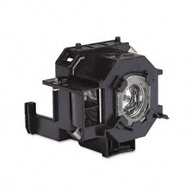ELPLP42 V13H010L42 REPLACEMENT LAMP & HOUSING FOR EPSON Powerlite 410WE Powerlite 822 PROJECTOR