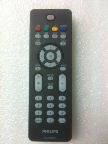 REMOTE CONTROL FOR PHILIPS TV 42PFL7682D/12 42PFL7422D/37 37PFL7332D/37