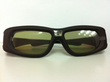 3D ACTIVE GLASSES FOR SHARP TV LCD-52LV925A LCD-60LV925A