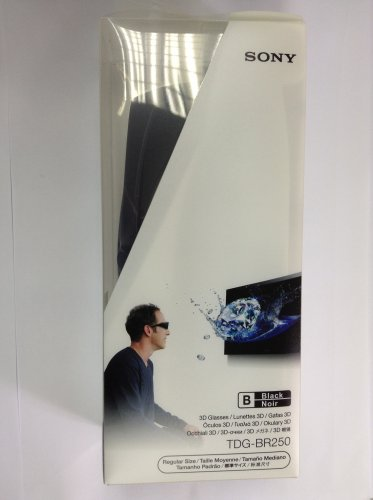 Original 3D Active Shutter Glasses for SONY TV KDL-46EX723