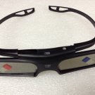 3D ACTIVE GLASSES FOR RUNCO PROJECTOR CL-610 CL-610LT DR-300 VX-3000i Q-650i