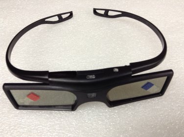 3D ACTIVE GLASSES FOR RUNCO PROJECTOR VX-5000d VX-11d VX-6000d Q-1500d