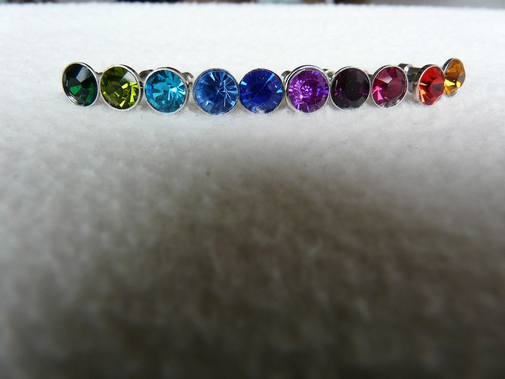 COLORFUL STUD FOR CELLPHONES/SMARTPHONES/TABLETS