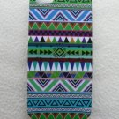 IPHONE5 HARD COVER CASE MATTE INDIAN PATTERN