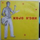KOJO N'DAH 1982 RARE DANCEFLOOR HIGHLIFE SOUKOUS LP