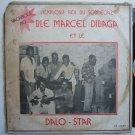BLE MARCEL DIBAGA & DALO STAR vacances 80 DANCEFLOOR SYNCOPATED RYTHM SOUKOUS LP