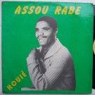 ASSOU RABE kouie RARE AFRO SOUKOUS FUSION IVORY COAST LP mp3 soundclip