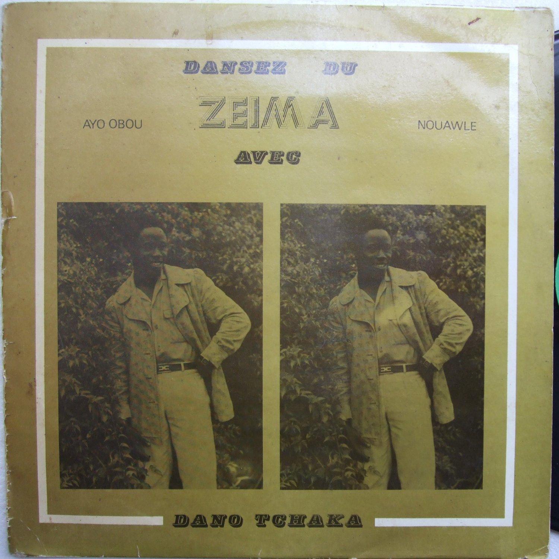 DANO TCHAKA dansez du zeima RARE AFRO FUNK FUSION IVORY COAST LP mp3 soundclip