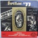 SUNNY ADE festac 77 live play DEEP PSYCH JUJU LP