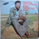 ADMIRAL DELE ABIODUN & HIS TOP HITTERS BAND 1976 JUJU LP