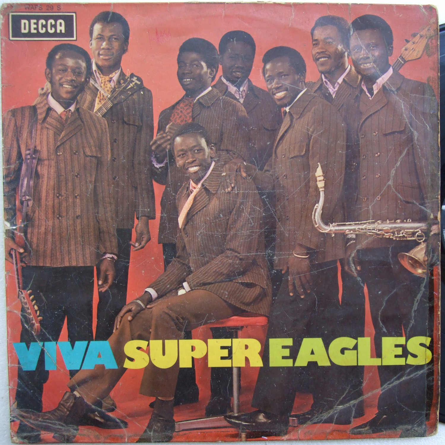 SUPER EAGLES viva super eagles AFRO PSYCH SOUL LATIN LP � mp3 listen