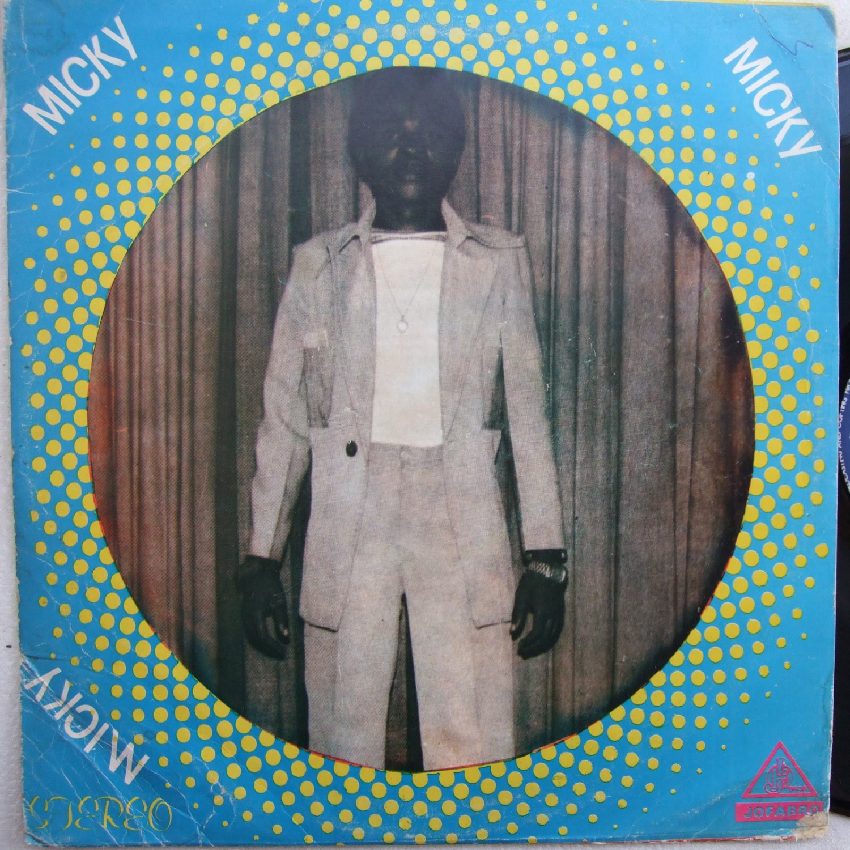 MICKY MICKY BANDOUMBA ifaoma LP DANCEFLOOR SOUKOUS