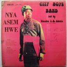 CITY BOYS nya asem hwe AFRO FUNK DEEP HIGHLIFE GHANA mp3 listen