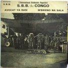 "SBB DU CONGO avocat ya basi RARE CATCHY RUMBA 7"" ♬ mp3 listen"