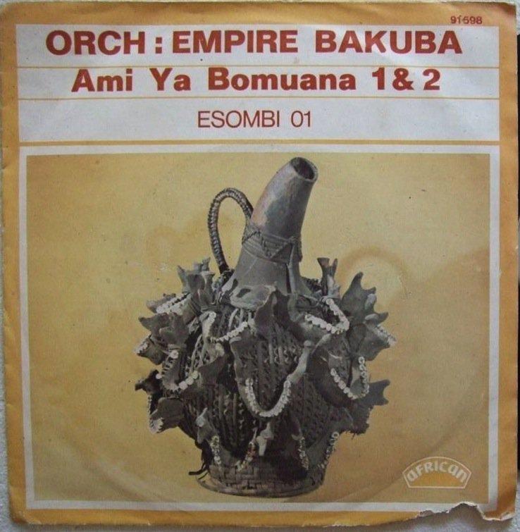 """ORCH EMPIRE BAKUBA ami ya bomuana HOT DANCEFLOOR RUMBA SOUKOUS 7"""" � listen"""