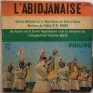 ORCH DE LA GARDE REPUBLICAINE DE COTE D'IVOIRE l'abidjanaise EP MILITARY MUSIC ♬ listen