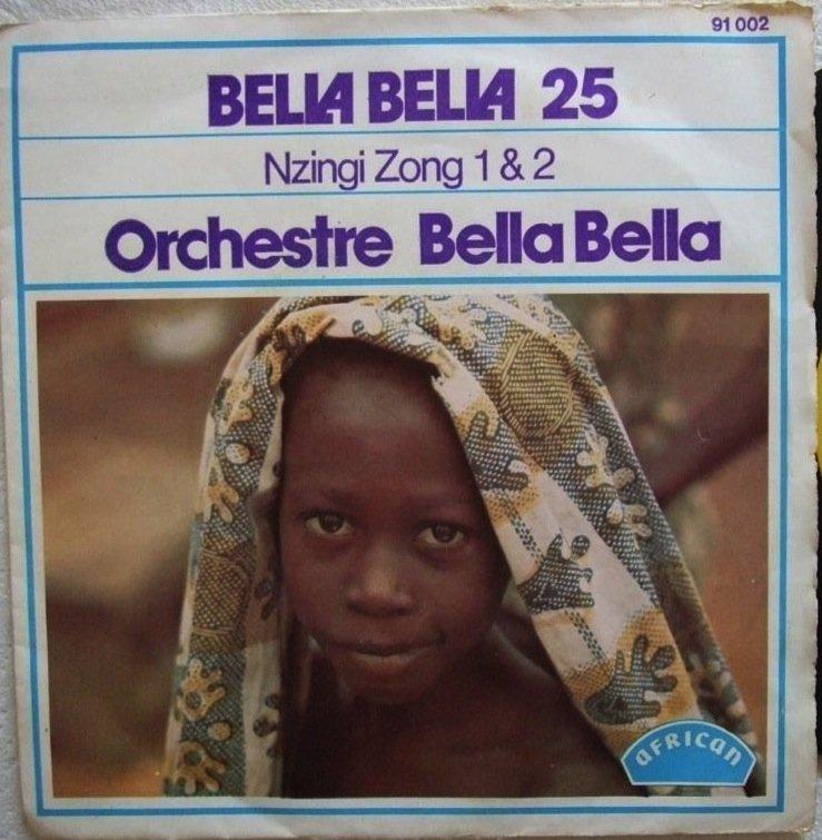 "ORCH BELLA BELLA nzingi zong FUNKY RUMBA SOUKOUS 7"" � mp3 listen"