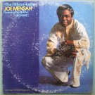 JOE MENSAH the afrikan hustle LP FUNKY HIGHLIFE JAZZ TWISTED SYNTH GHANA