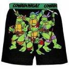 Teenage Mutant Ninja Turtles Seatbelt Belt - Heads Donnie, Raph, Mikey, & Leo