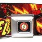DC Comics The Flash Seatbelt Belt - The Flash BOOM-KABOOM!