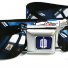 Doctor Who Tardises All Over Seatbelt Belt