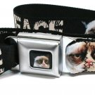 Grumpy Cat This Is My Happy Face - Seatbelt Belt