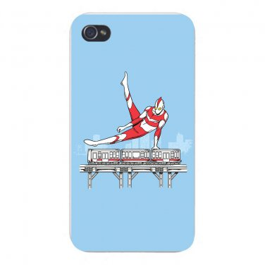 """""""Tokyo Pommel Horse"""" Hero & Train Gym - FITS iPhone 4 4s Plastic Snap On Case"""