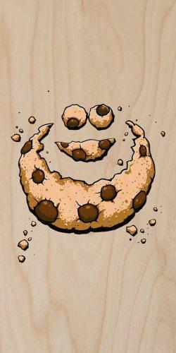 """Hidden Monster"" Public TV Show Parody - Plywood Wood Print Poster Wall Art"