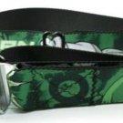 Green Lantern Superhero  GREEN  Seatbelt Belt