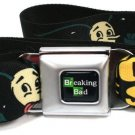 Breaking Bad Vamanos Pest Black Seatbelt Belt