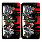 All Heroes Villains Game & Super Hero Parody - Womens Taiga Hinge Wallet Clutch
