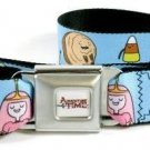 Adventure Time Seatbelt Belt - Candy Kingdom and Lady Rainicorn