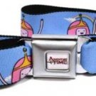 Adventure Time Seatbelt Belt - Princess Bubblegum & Rainbows