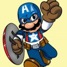 """Video Game Parody """"The Plungers"""" Hero Movie Character 2 - Vinyl Print Poster"""