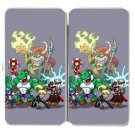 "Game Parody ""The Plungers"" Comic Super Heroes - Womens Taiga Hinge Wallet Clutch"