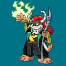 "Video Game Parody ""The Plungers"" Comic Hero Movie Character 5 - Vinyl Sticker"