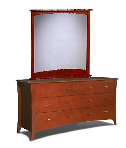 Magnolia dresser w/ mirror