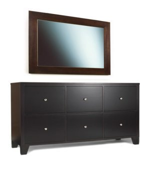 Remington dresser w/ mirror