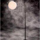 White Spector Floor Lamp