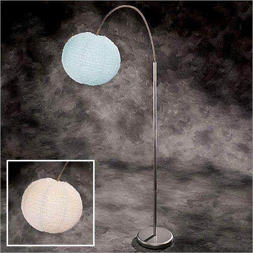 Blue Resorte Floor Lamp