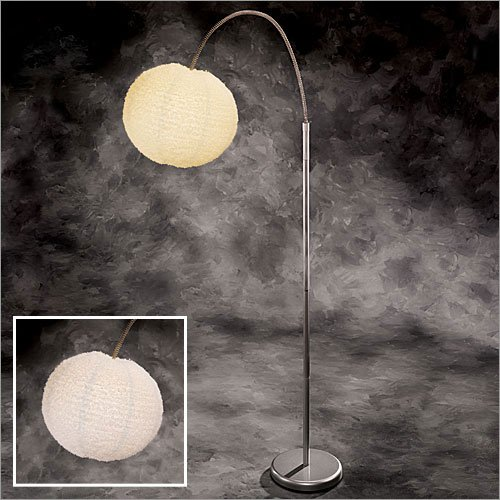 Yellow Resorte Floor Lamp