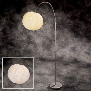 Yellow Resorte Floor Lamp
