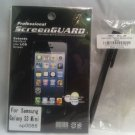NEW**SCREEN PROTECTOR for SAMSUNG GALAXY S3 MINI SP0086**BLACK STYLUS BUNDLE
